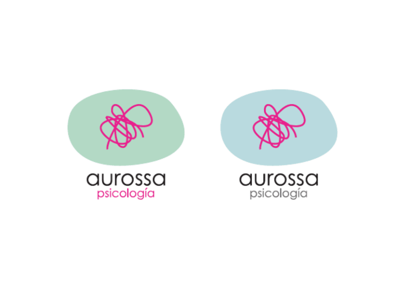 Logotipo para Aldona Ziaja (psicóloga) 3