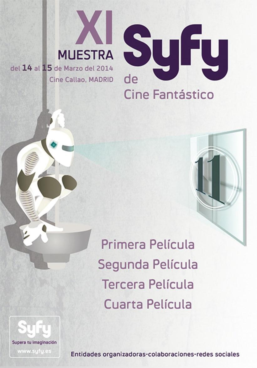 XI Muestra Syfy de Cine Fantástico 1