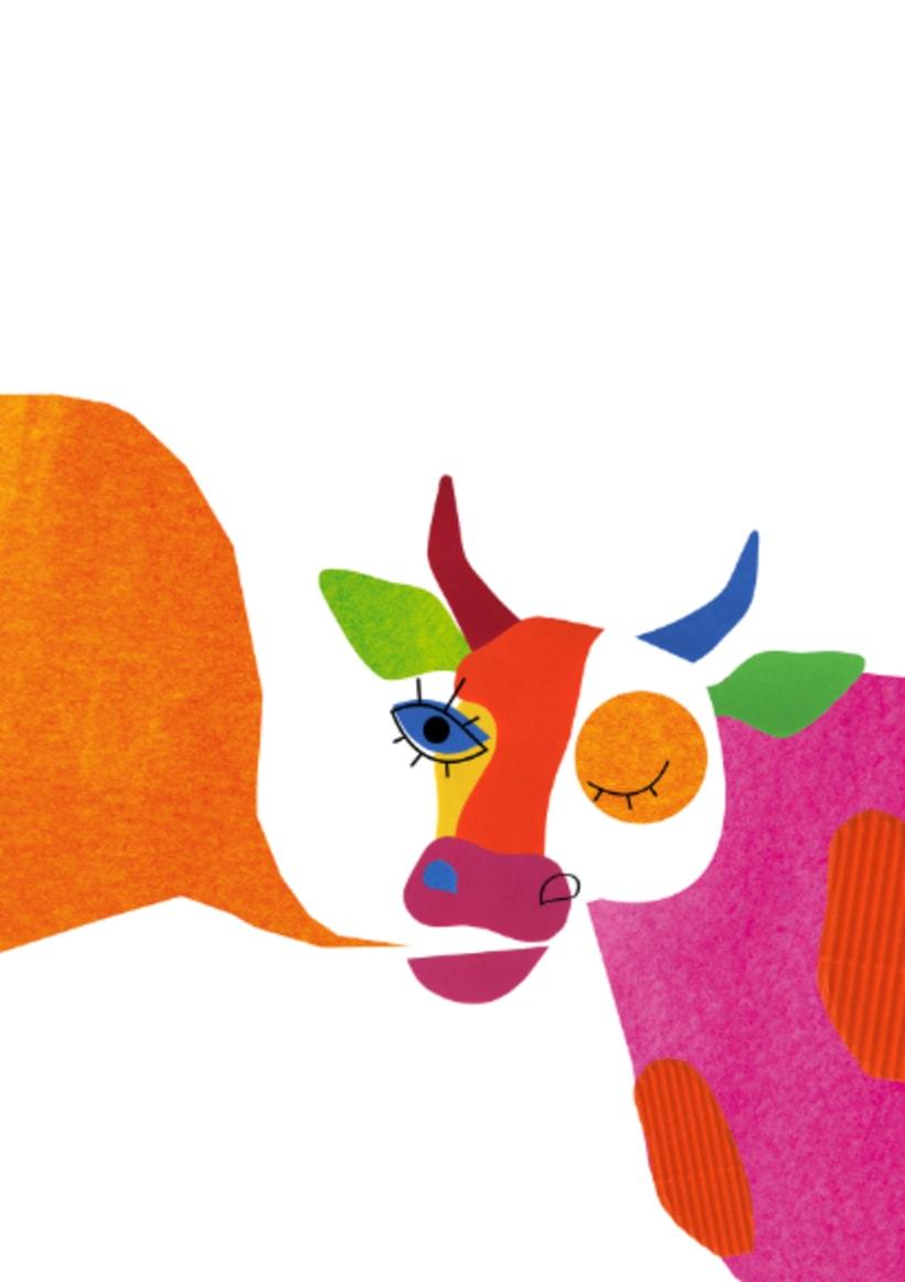 """Cover """"¿Cuál es tu vaca?"""" (cuaderno de emprendimiento para jóvenes) 2"""