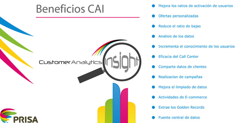Costumer Analytics Insight (Grupo Prisa) 4