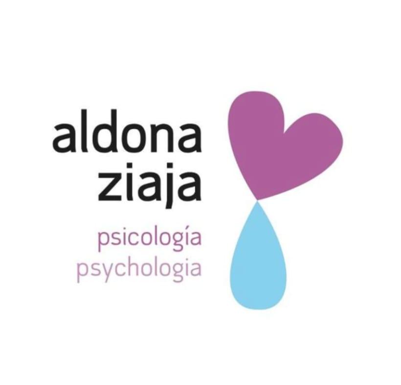 Logotipo para Aldona Ziaja (psicóloga) 6