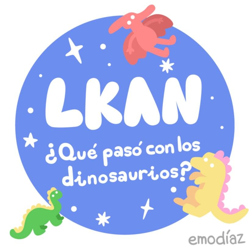 ¿Qué Pasó con los Dinosaurios? - Lkan - Videoclip 2