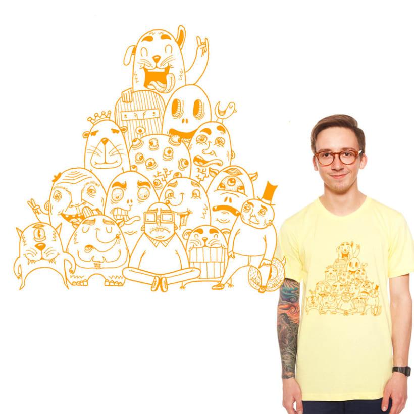doodle T-shirt 2