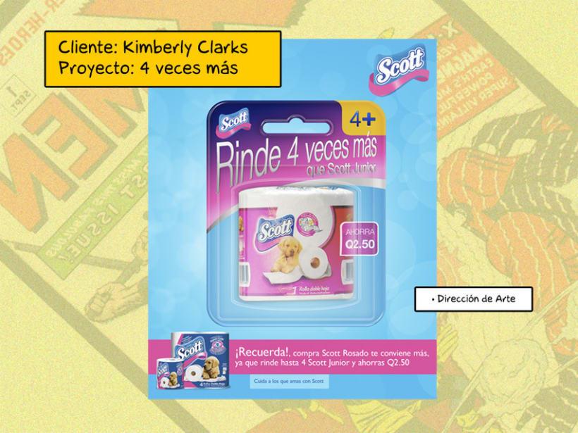 Kimberly Clarks 1