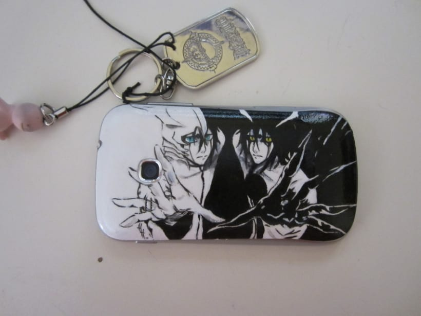 Ulquiorra's mobile case 6