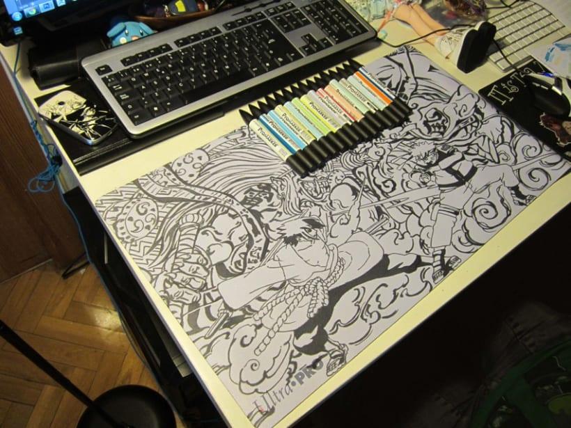 Naruto's playmat 4