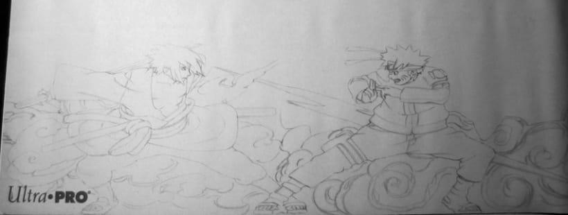 Naruto's playmat 2