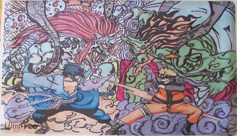 Naruto's playmat 8
