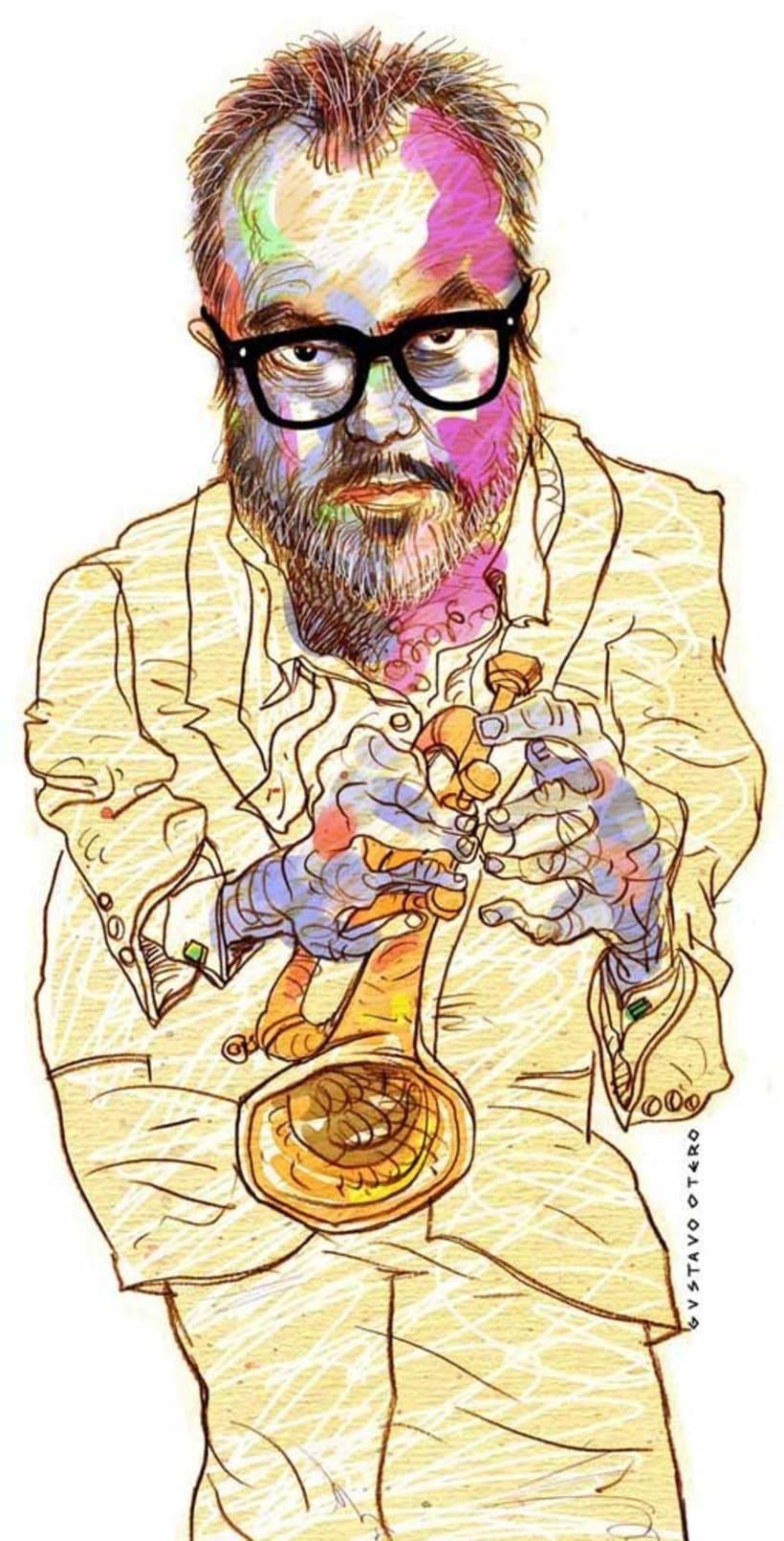 Ilustraciones RevistaInterviú 10