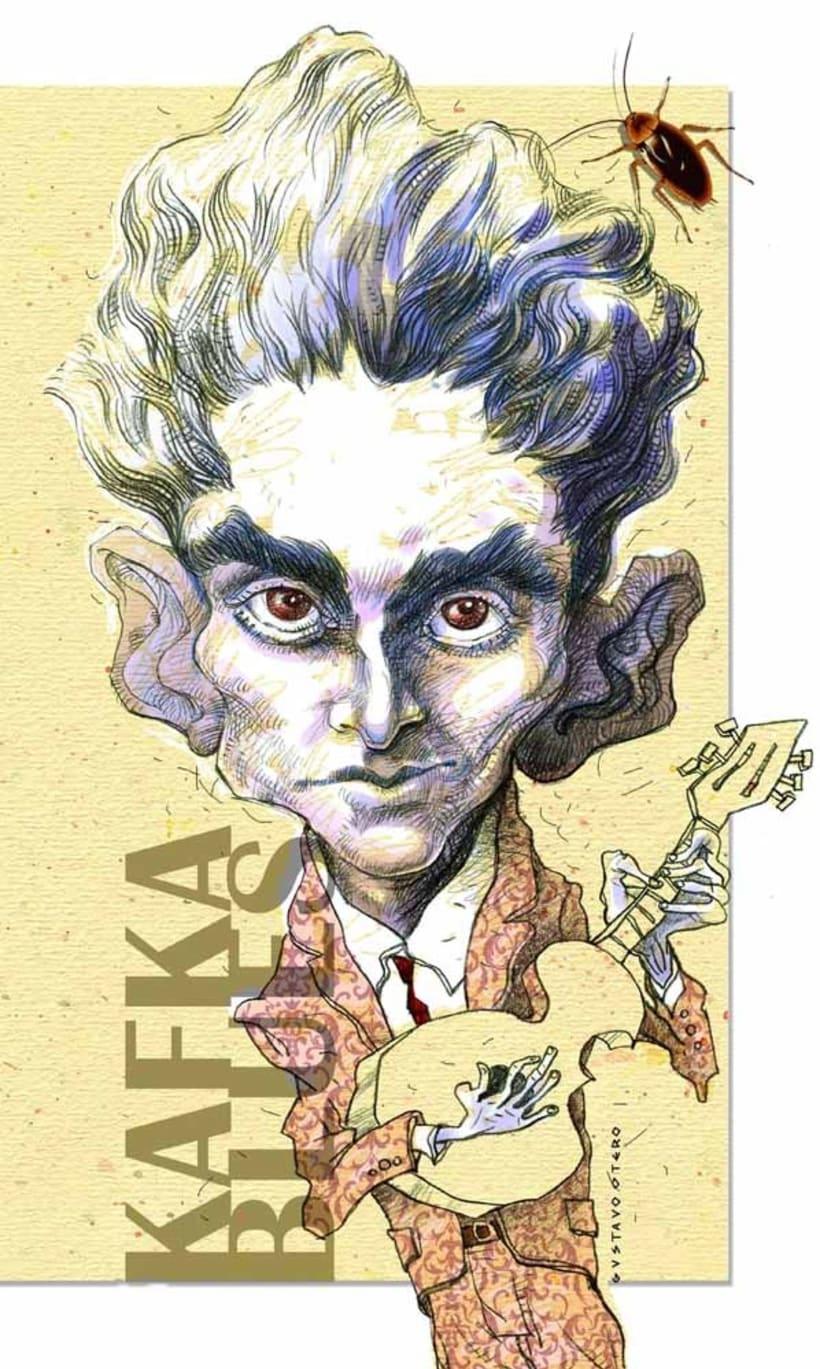 Ilustraciones RevistaInterviú 8