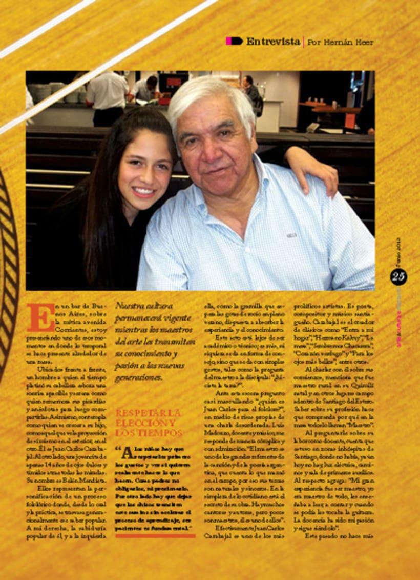 Revista Arte y Cultura 6