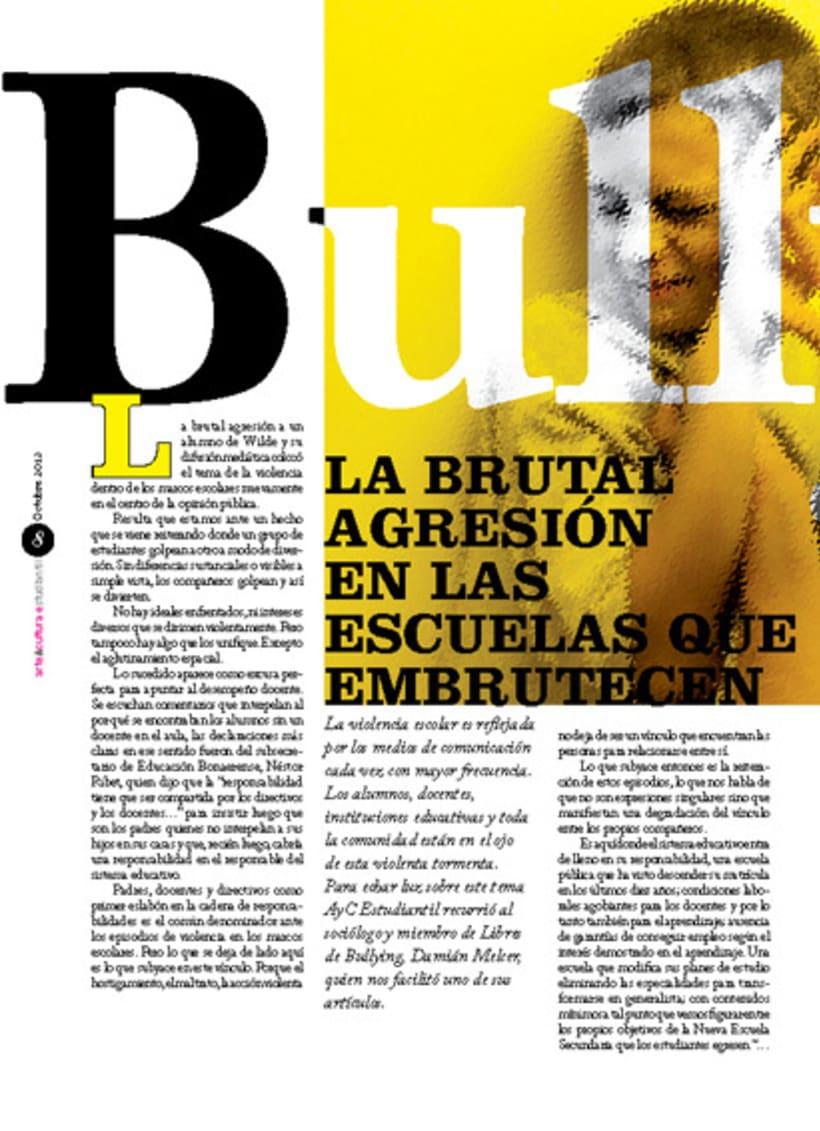 Revista Arte y Cultura 1