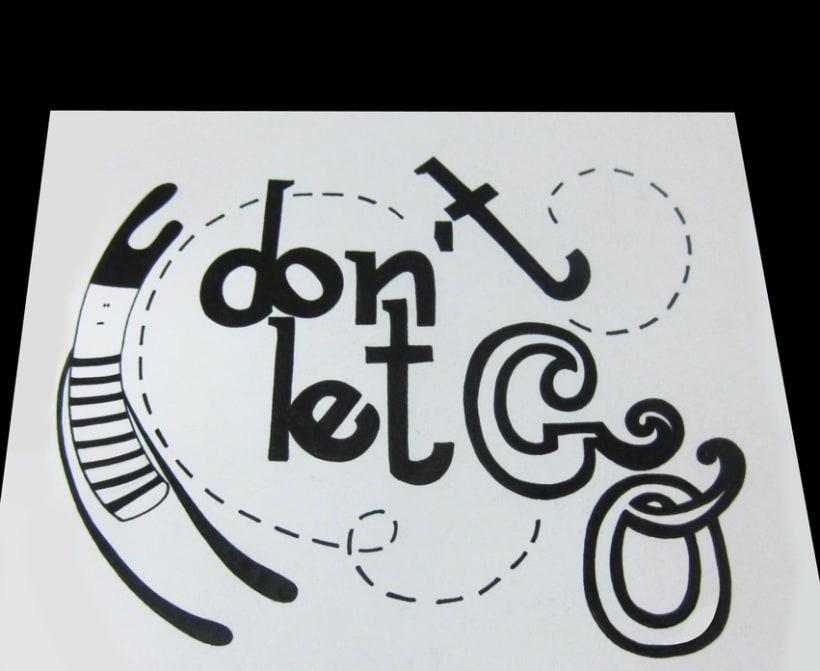 Tipografías handmade 6