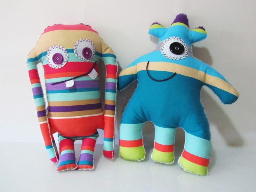 Monigotes, muñecos handmade 3