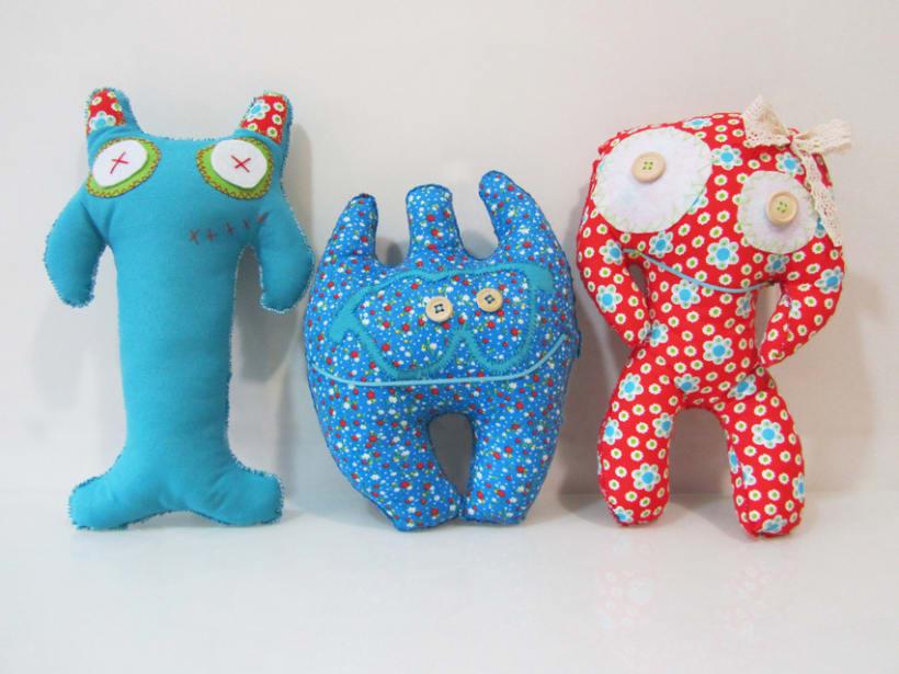 Monigotes, muñecos handmade 2