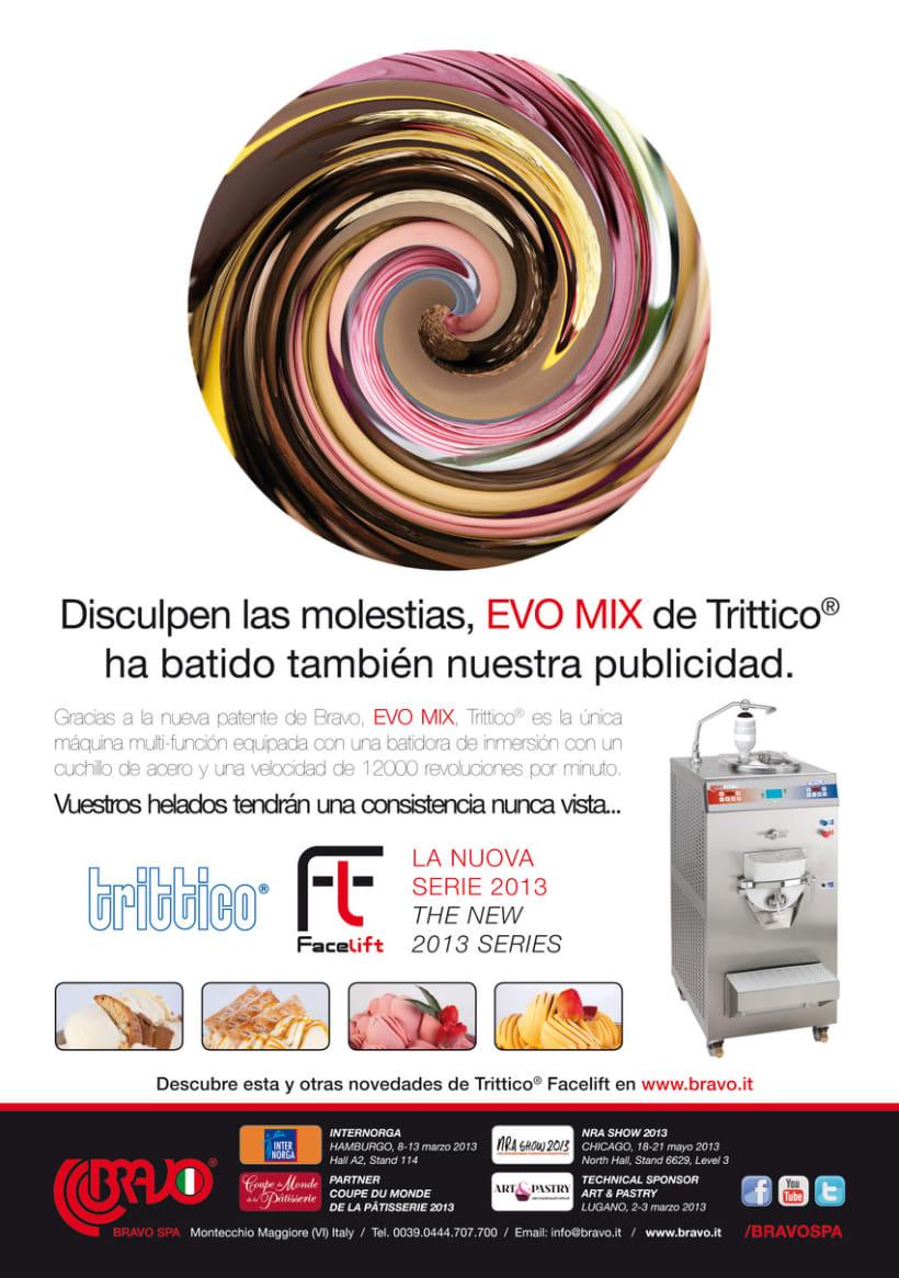 Anuncios Bravo Trittico® Facelift 2