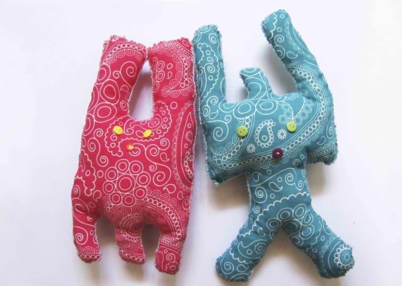 Monigotes, muñecos handmade 1