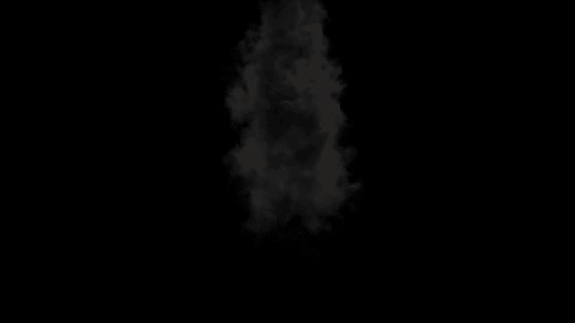 Humo Explosion 3