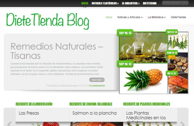 Blog Tienda online  2