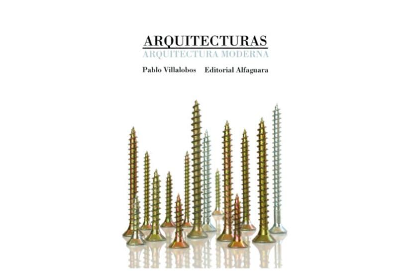Portadas para libros de arquitectura / Arquitecture books covers / Rostos para livros de arquitectura 7