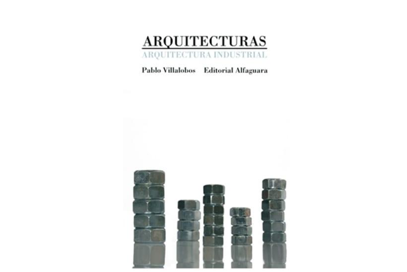 Portadas para libros de arquitectura / Arquitecture books covers / Rostos para livros de arquitectura 9