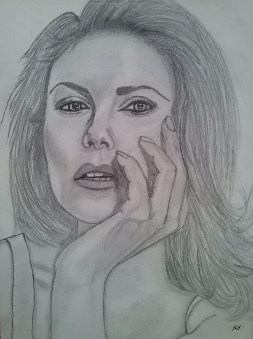 Dibujos a lápiz 4