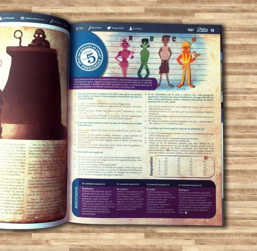 ILUSTRACIONES - Revista El Clavo #79 11