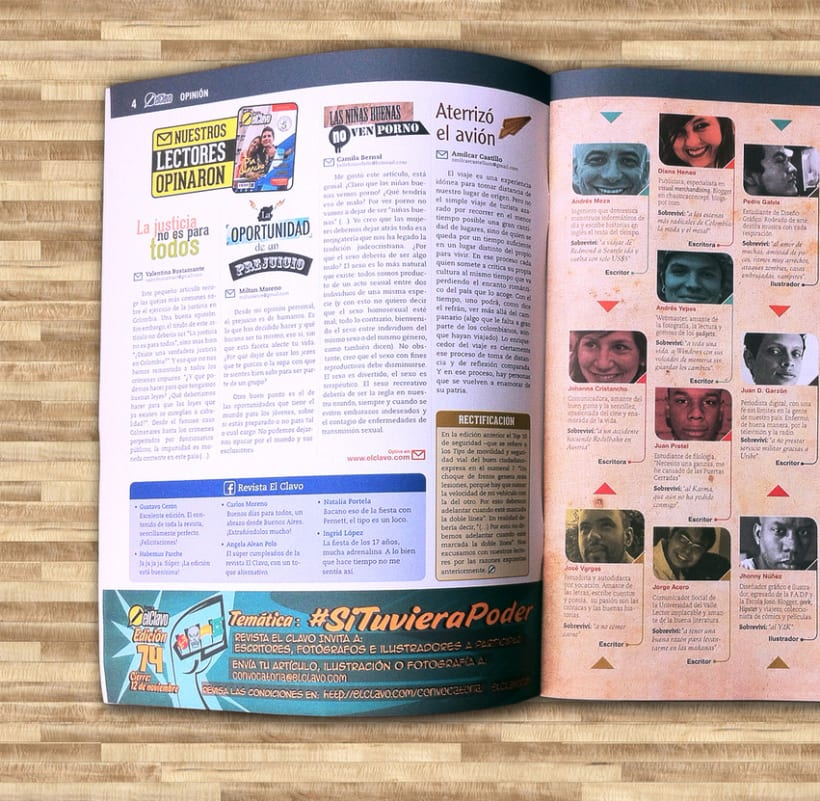 ILUSTRACIONES - Revista El Clavo #79 5