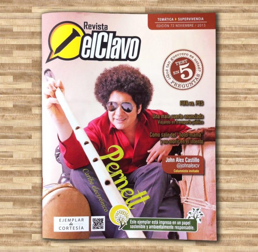 ILUSTRACIONES - Revista El Clavo #79 3