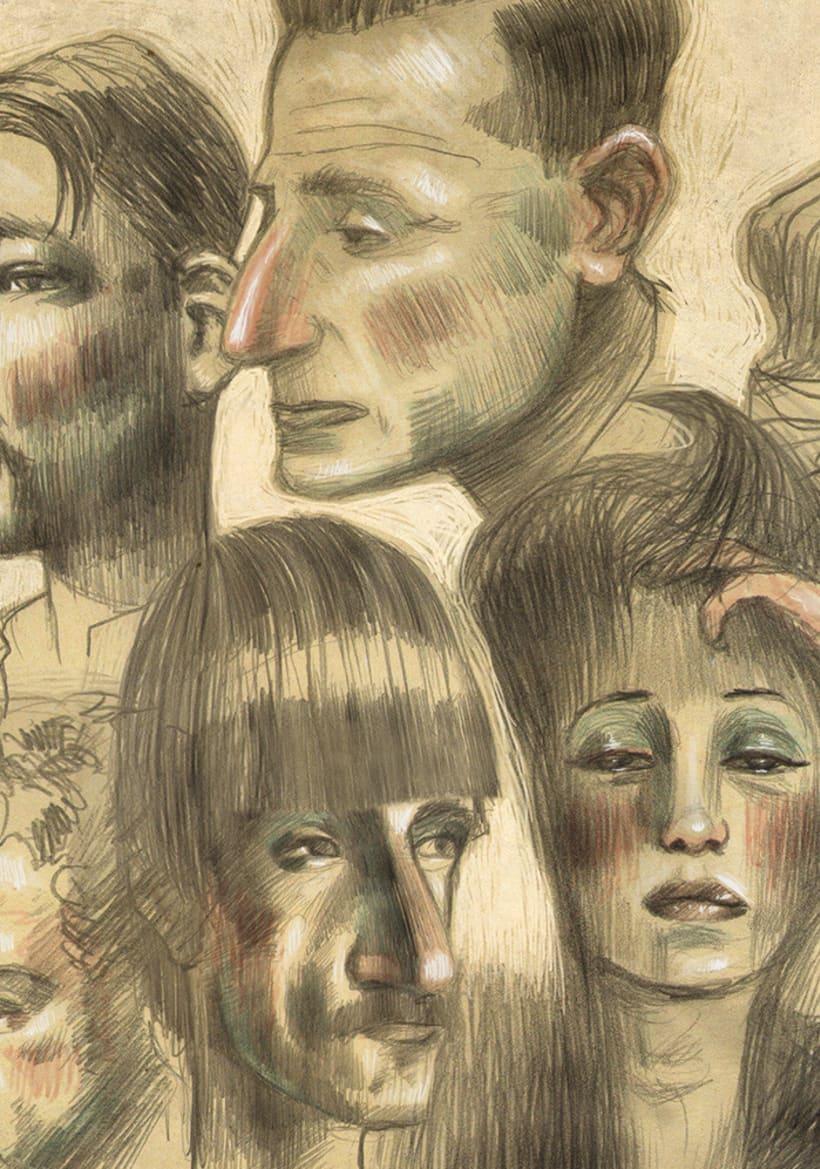Faces... 3