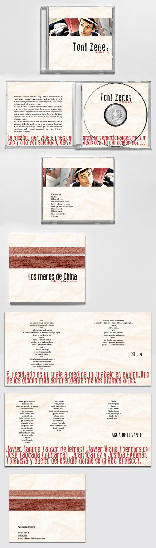 Carátula de un CD 2