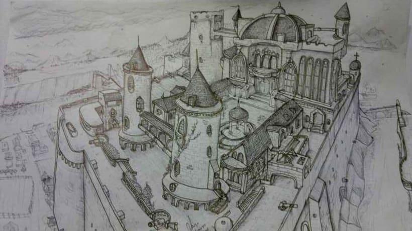 Bocetos y trabajos 11