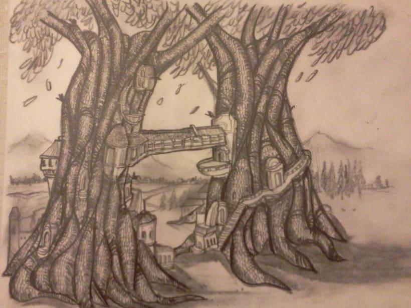 Bocetos y trabajos 10