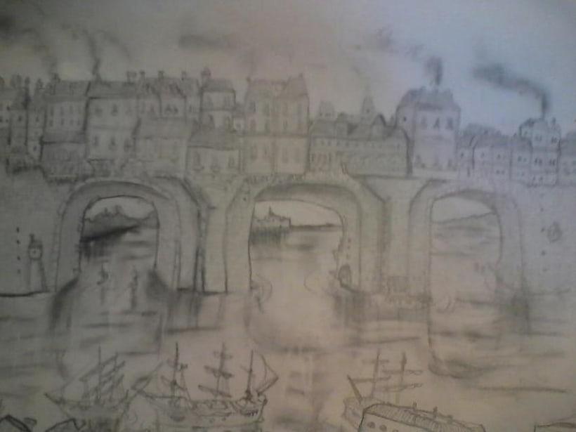 Bocetos y trabajos 5