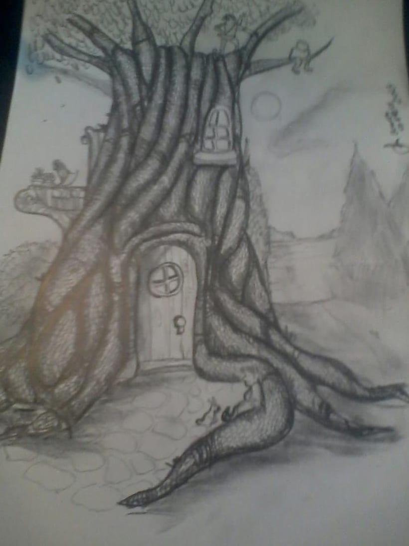 Bocetos y trabajos 3