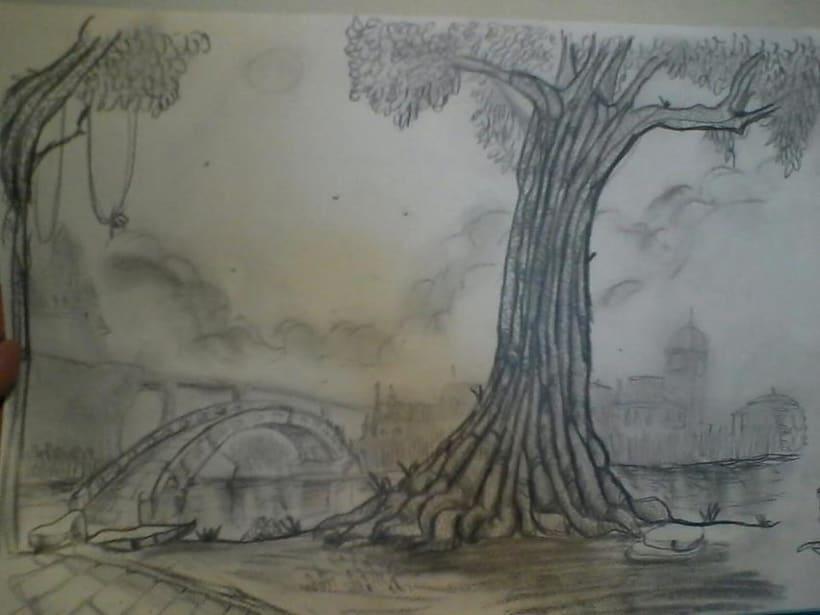 Bocetos y trabajos 2