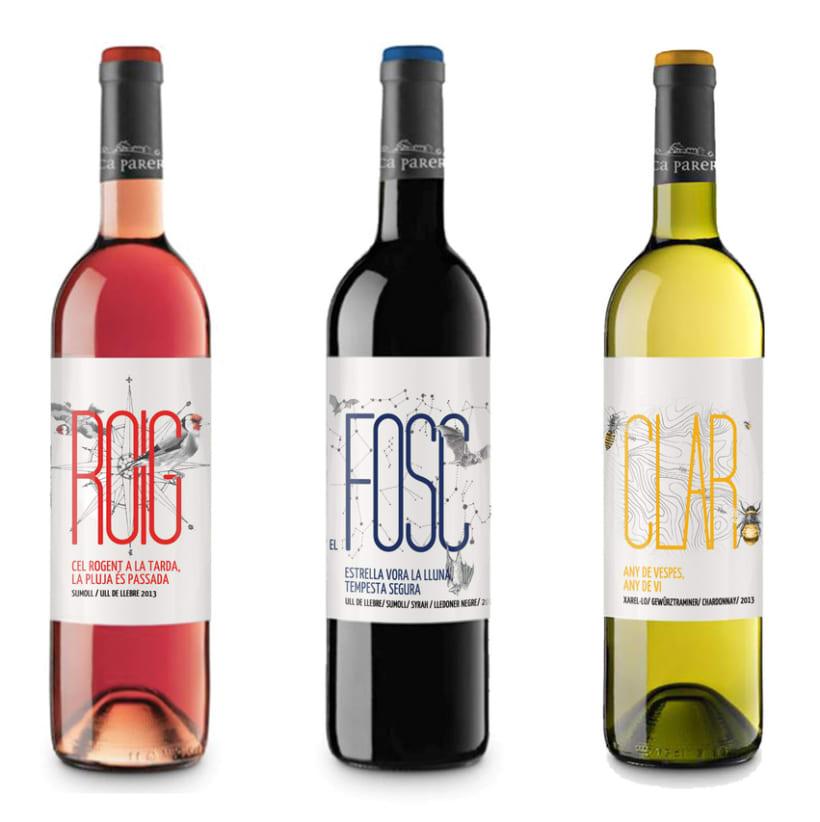 Etiquetas Vinos Jóvenes 2013 2