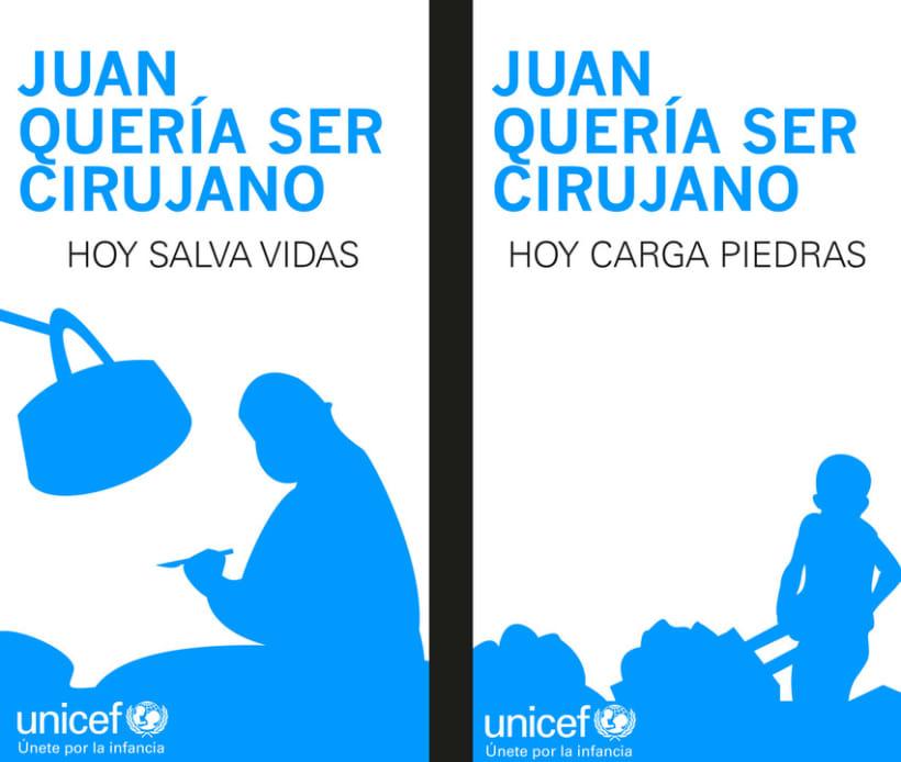 Concurso JCDcaux Unicef Día del Niño 1