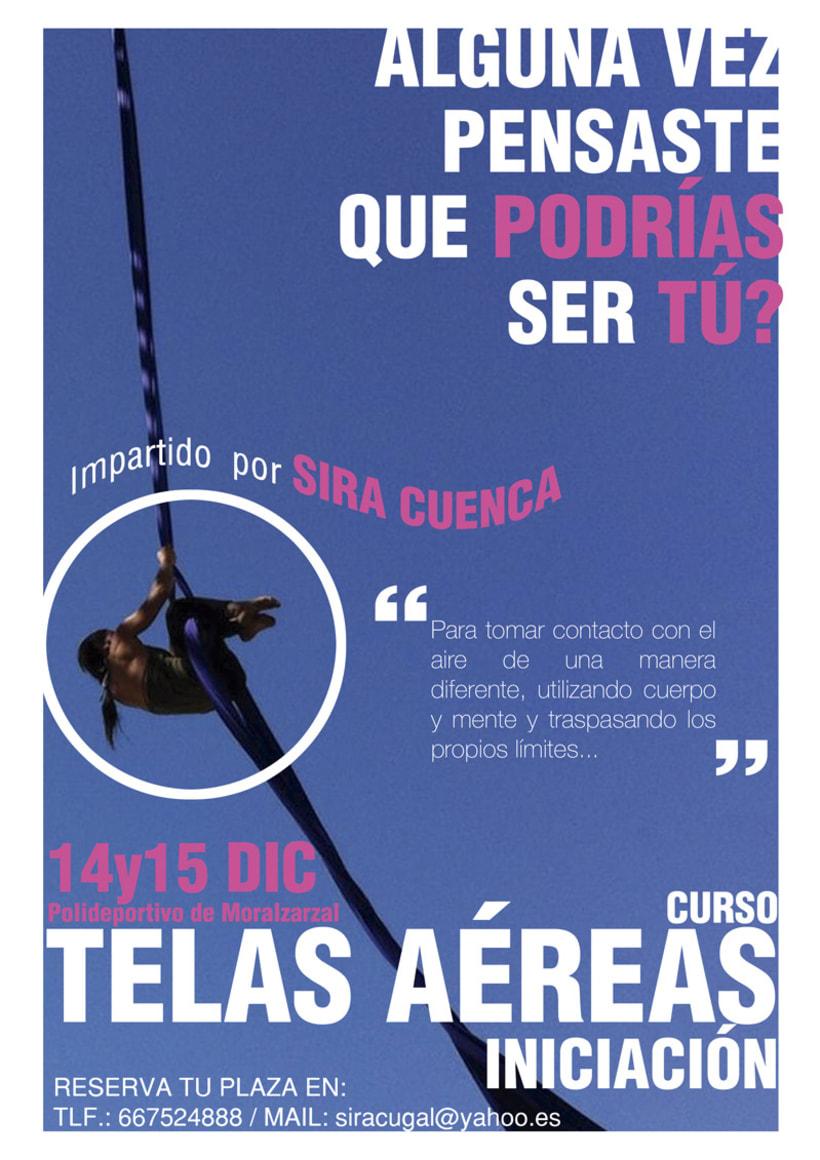 Telas Aéreas Sira Cuenca 1