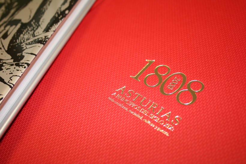 "Libro exposición ""Asturias a principios del S XIX"" 2"
