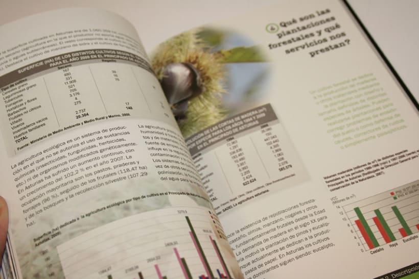 Libro cambio climático y biodiversidad en Asturias 5
