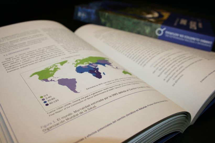 """Libro """"Evidencias y efectos potenciales del cambio climático en Asturias"""" 3"""