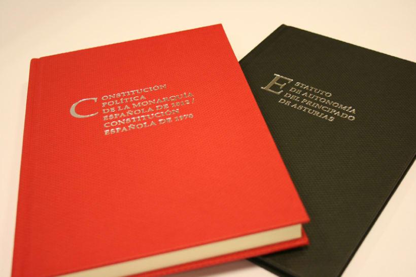 Libros Constitución y Estatuto 3