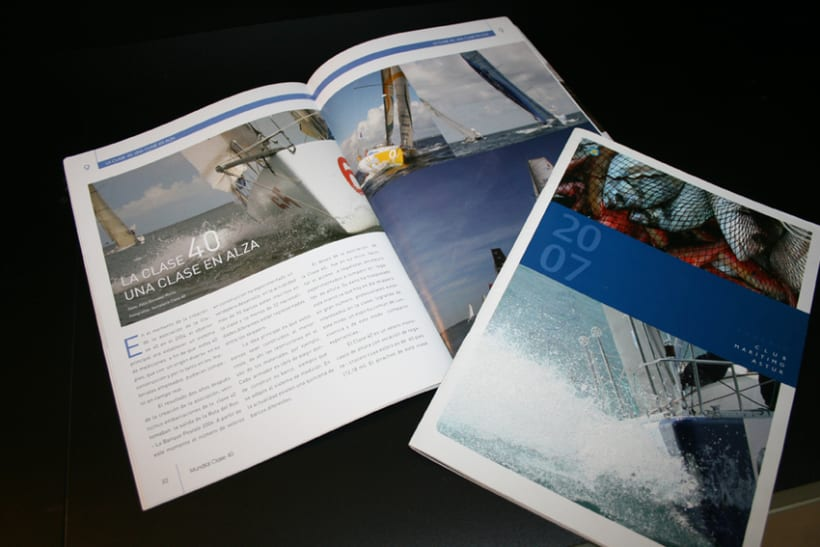 Revista-anuario Club Marítimo 2