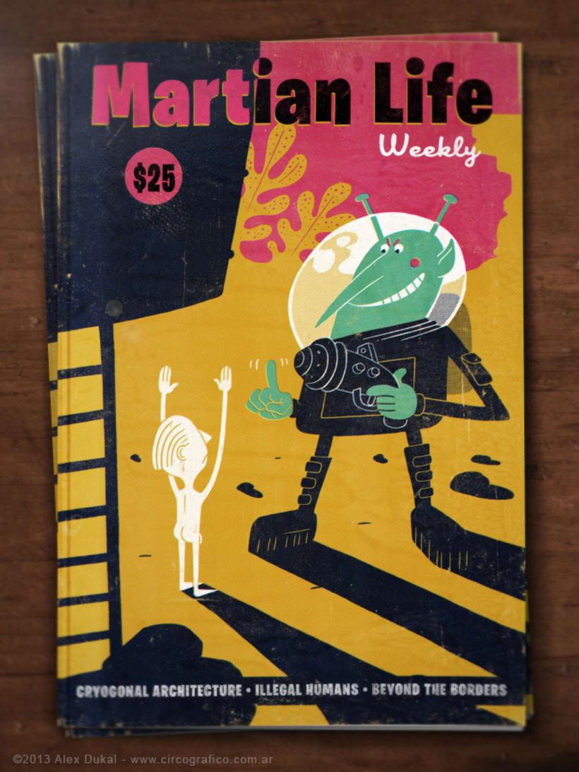 Martian Life 2