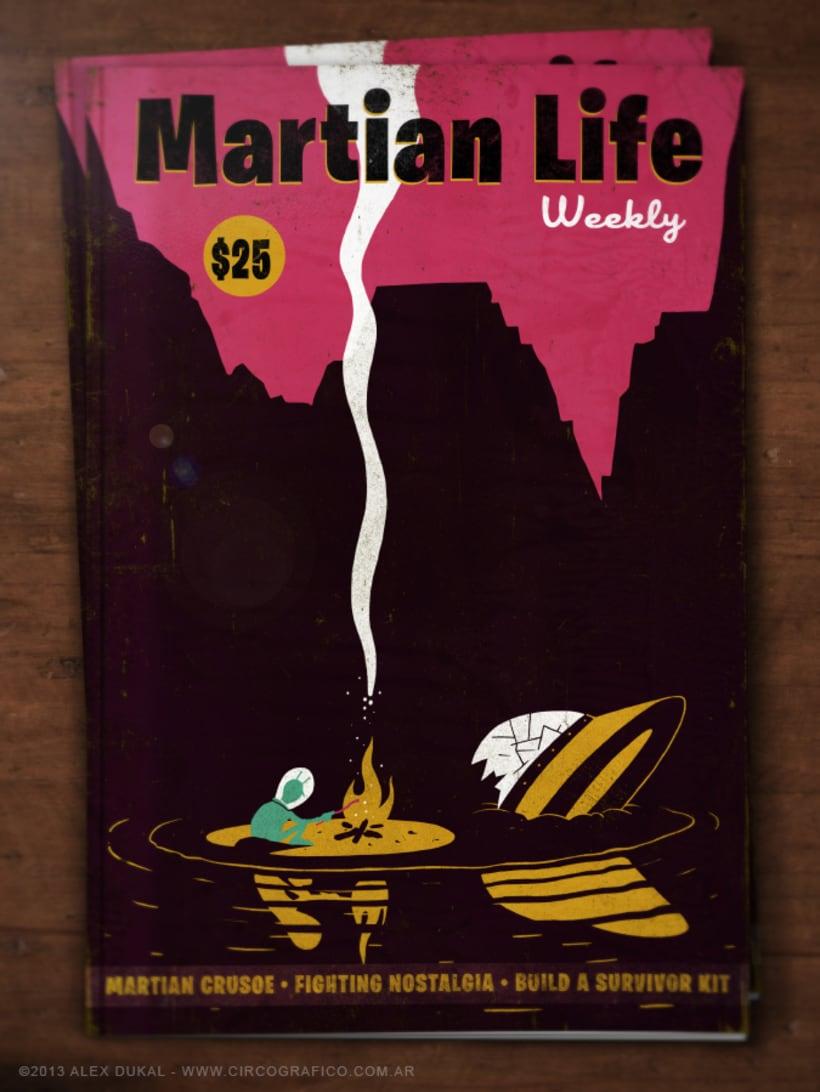 Martian Life 3