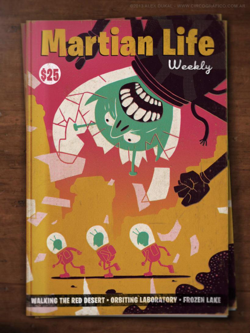 Martian Life 4