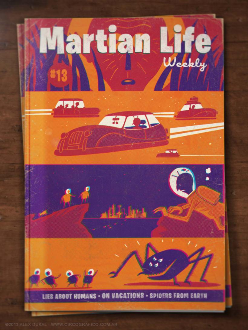 Martian Life 8