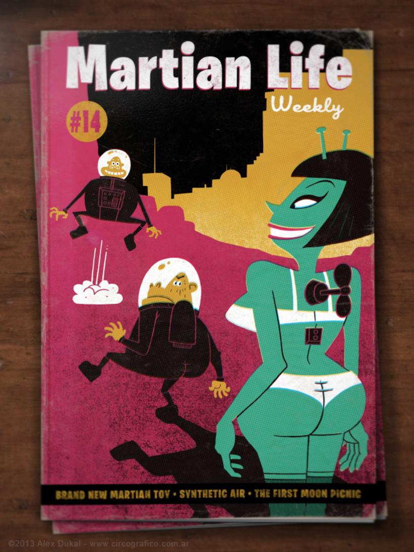 Martian Life 9