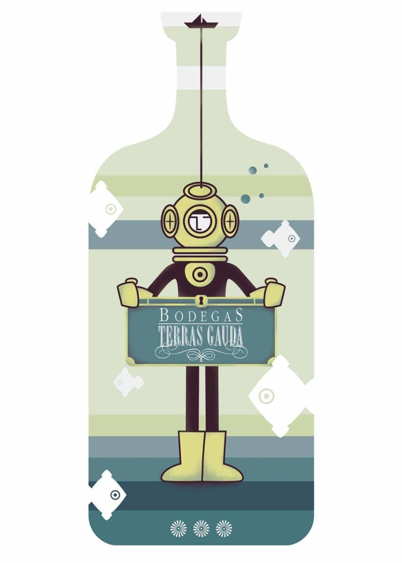 Terras Gauda 2013 -1